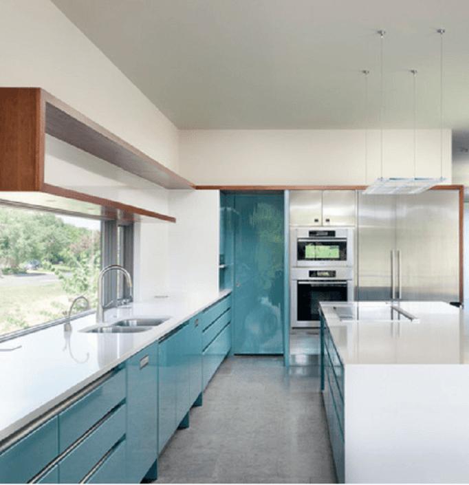 kitchen metal designs