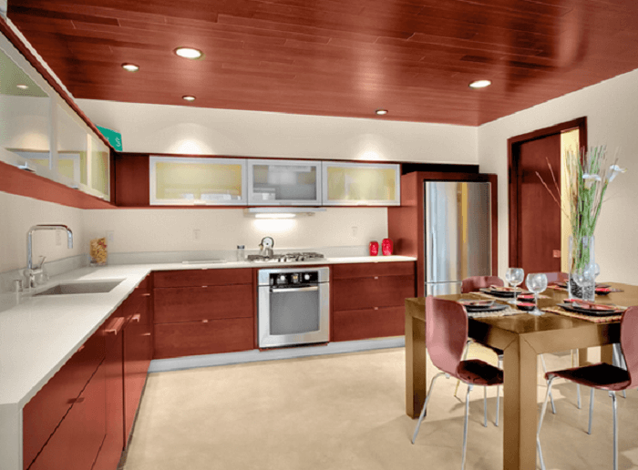 8x10 L Shaped Kitchen Designs