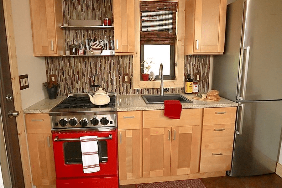Simple Small Kitchen Decorating Ideas