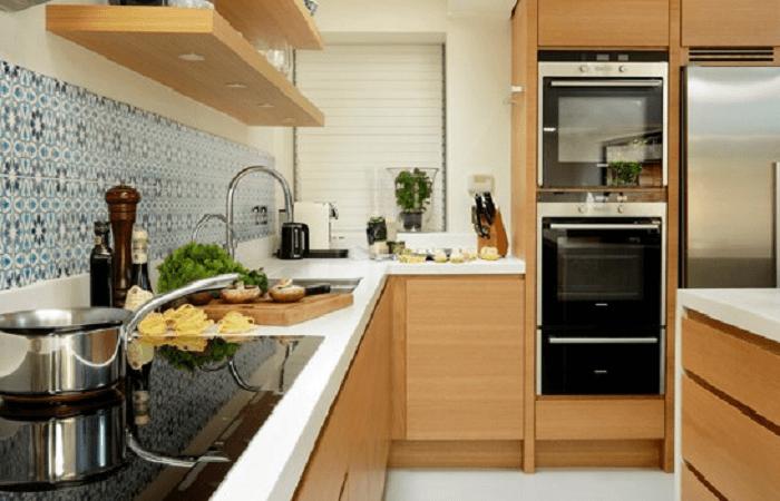 35+ Best Idea About L-Shape Kitchen Designs [ Ideal Kitchen]