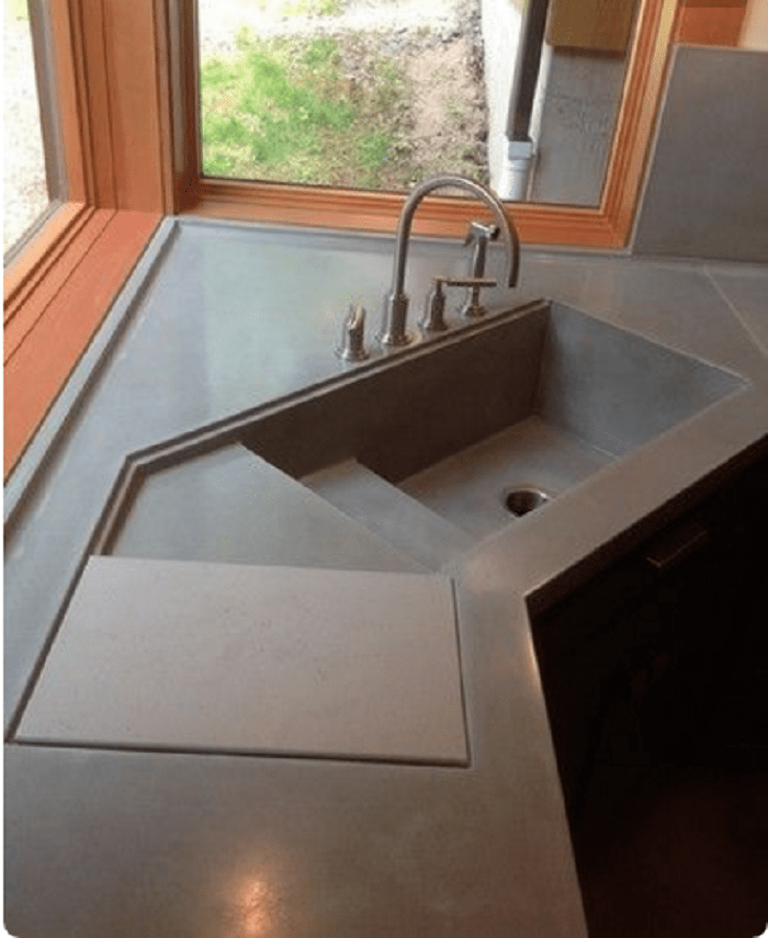 Corner Sink Kitchen Design Ideas ~ Recommended ideas of corner kitchen sink design reverb
