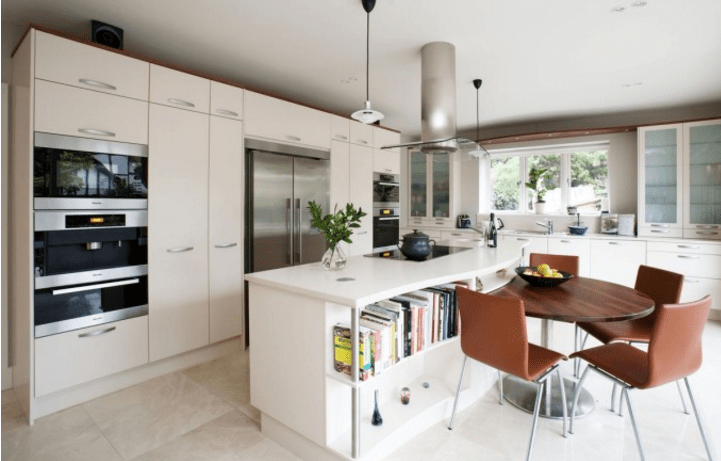 Mid Century Modern Kitchen To Your Home