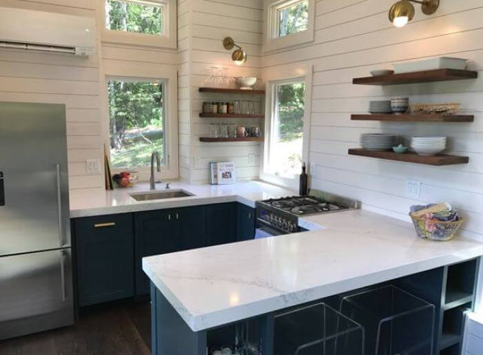 17 Ideas Tiny House Kitchen And Small Kitchen Designs Of Inspirations - Medieval Kitchen Design