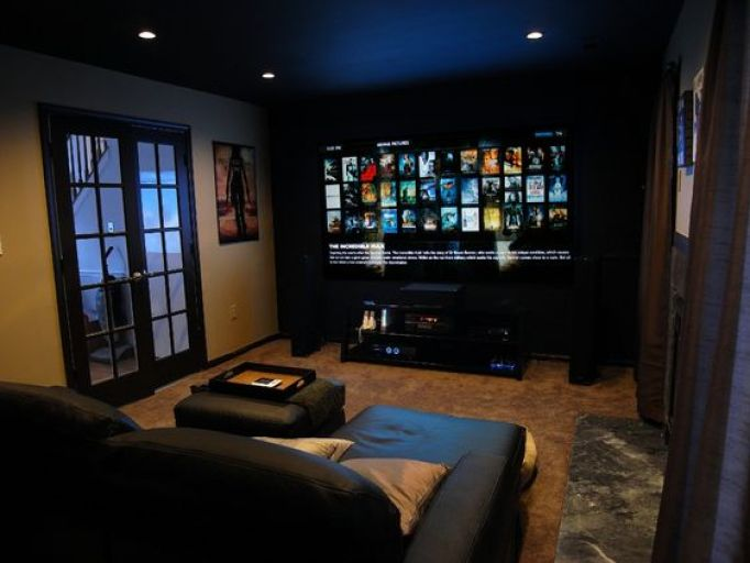 Home Theater Lighting Ideas