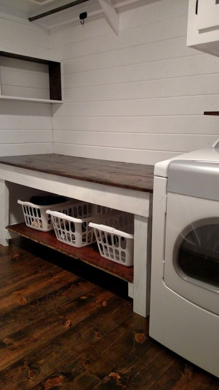 22 amazing basement laundry room ideas that ll make you love for Best way to build a basement