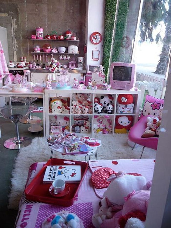 Hello Kitty Accessories for Bedroom