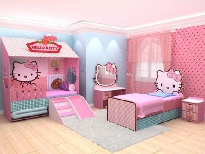 The Cutest Kittilicious Room Ideas To Decorate Your Girls Hello