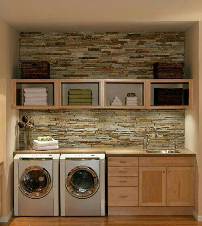 #22 Amazing Basement Laundry Room Ideas That'll Make You Love