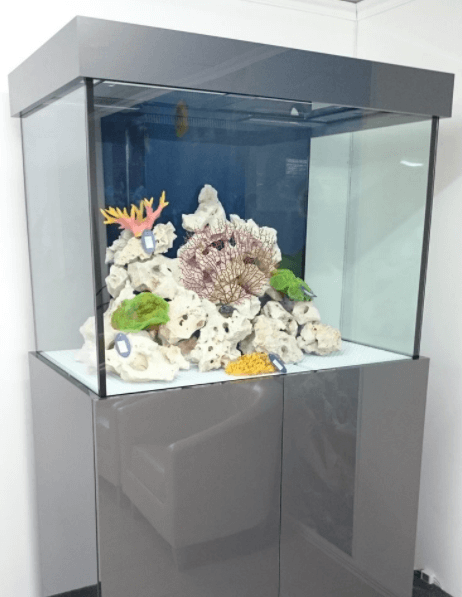 Aquarium Furniture Stand Metal