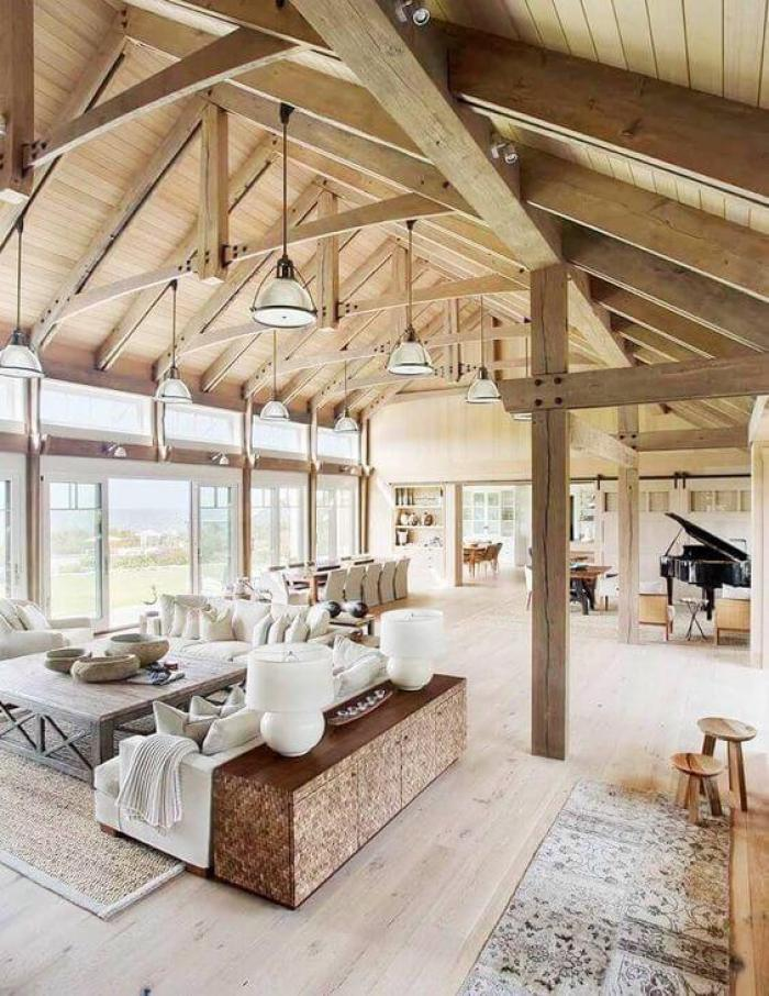 Barn with Male Living SpaceIdeas