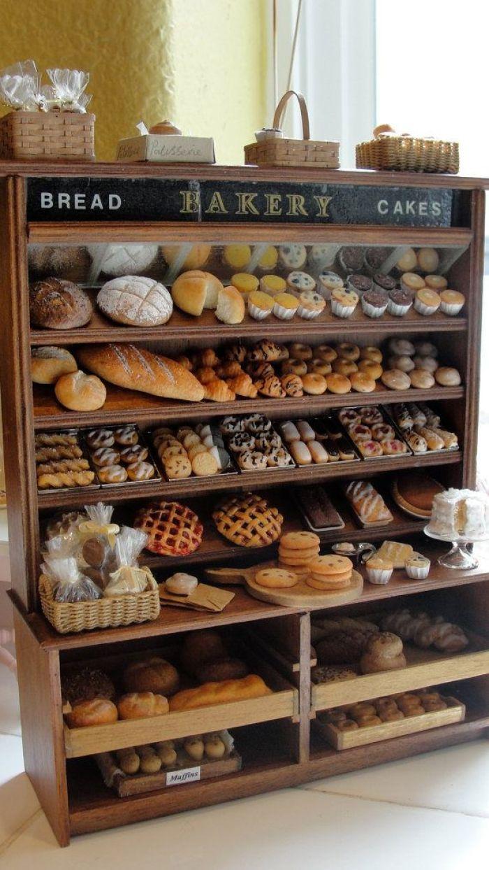 Diy Bakery DisplayCases