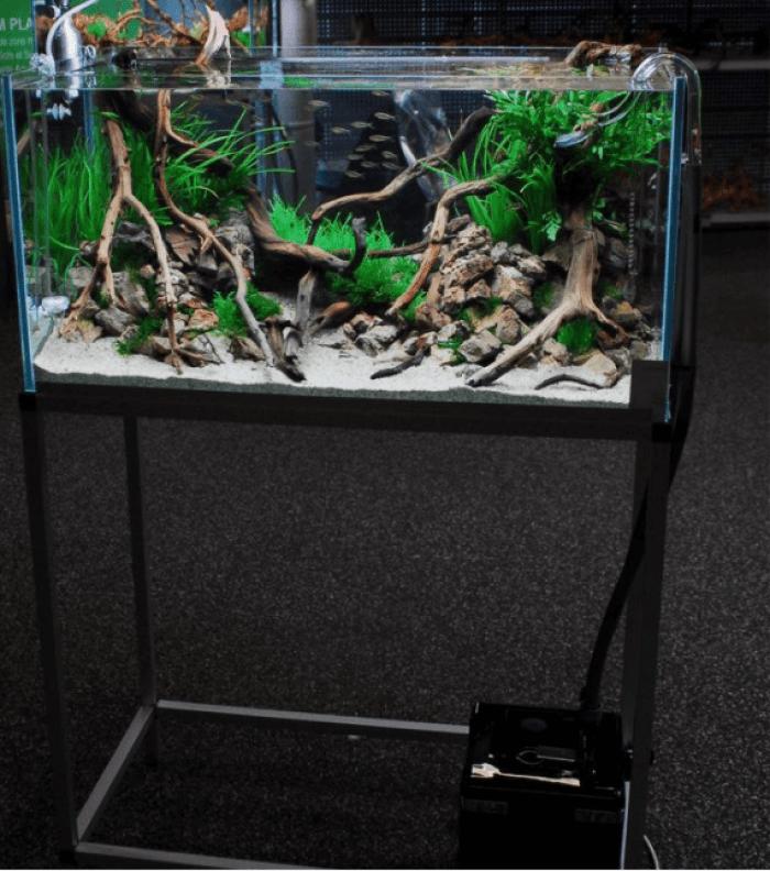 fishtank furniture. Driftwood Fish Tank Furniture Ideas Fishtank I