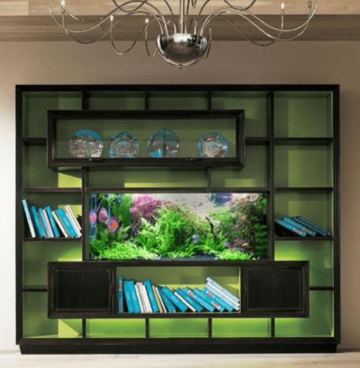 20 Most Attractive Collection Of Aquarium Furniture