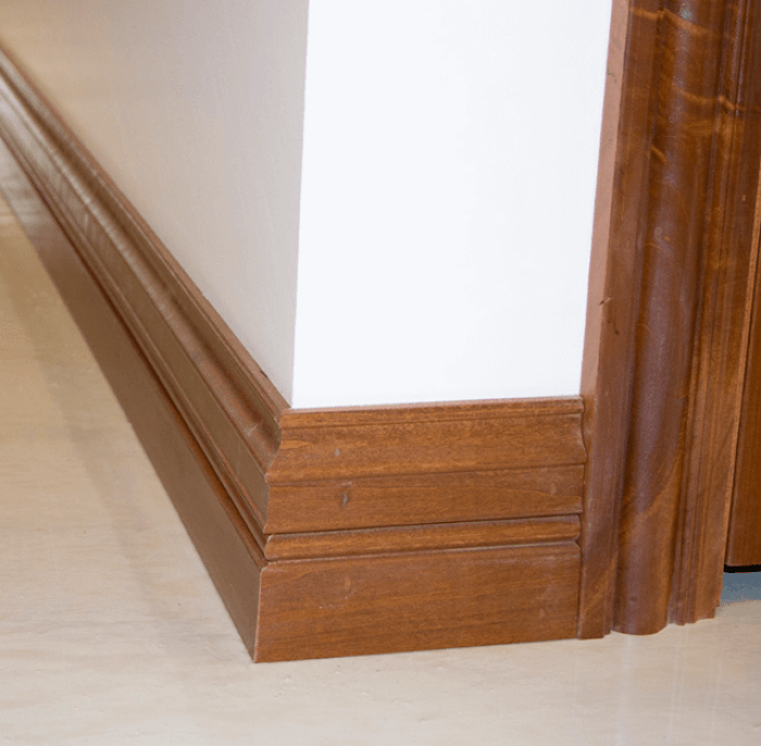 22 popular ideas of baseboards styles and base moldings for Pvc mouldings interior