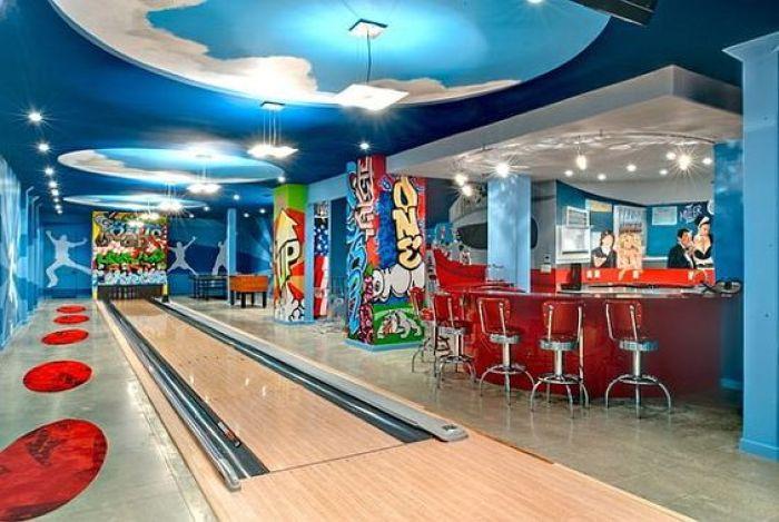 Recreation Room Ideas