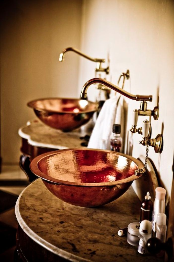 21 Elegant Steampunk Bathroom Ideas Reverb