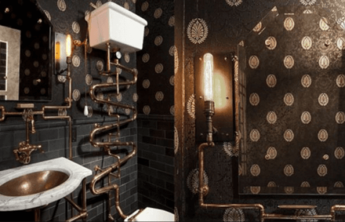 21 Best Ideas Steampunk Bathrooms Design