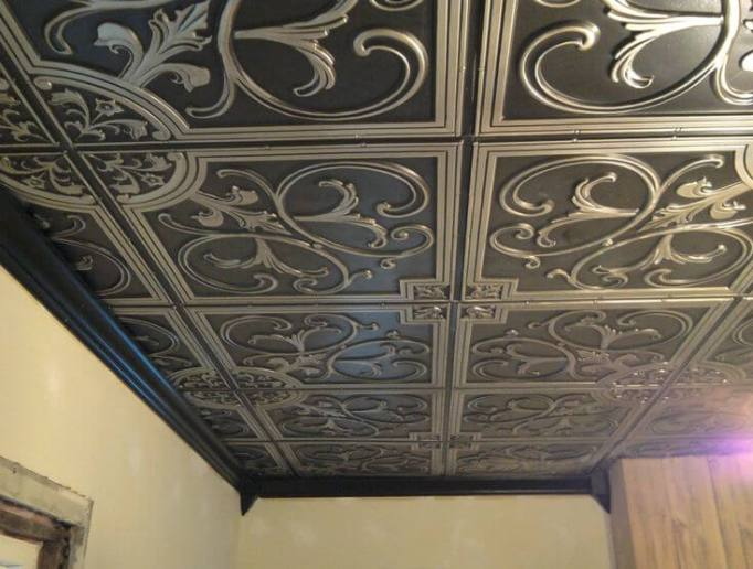 Tin Drop Ceiling Tiles