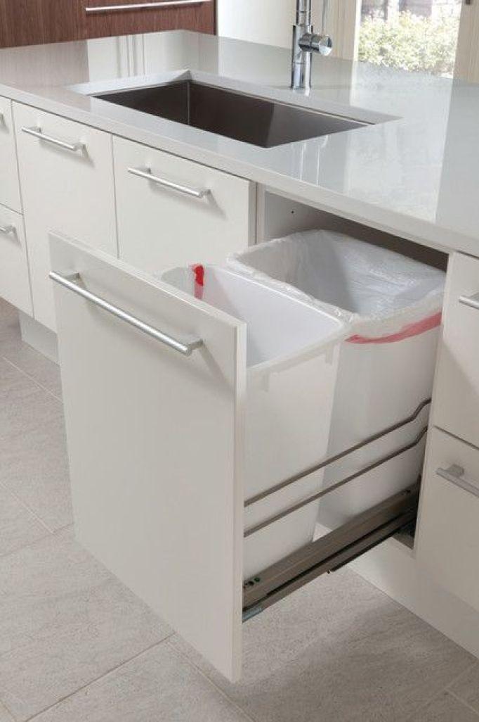 Under Sink Garbage Can