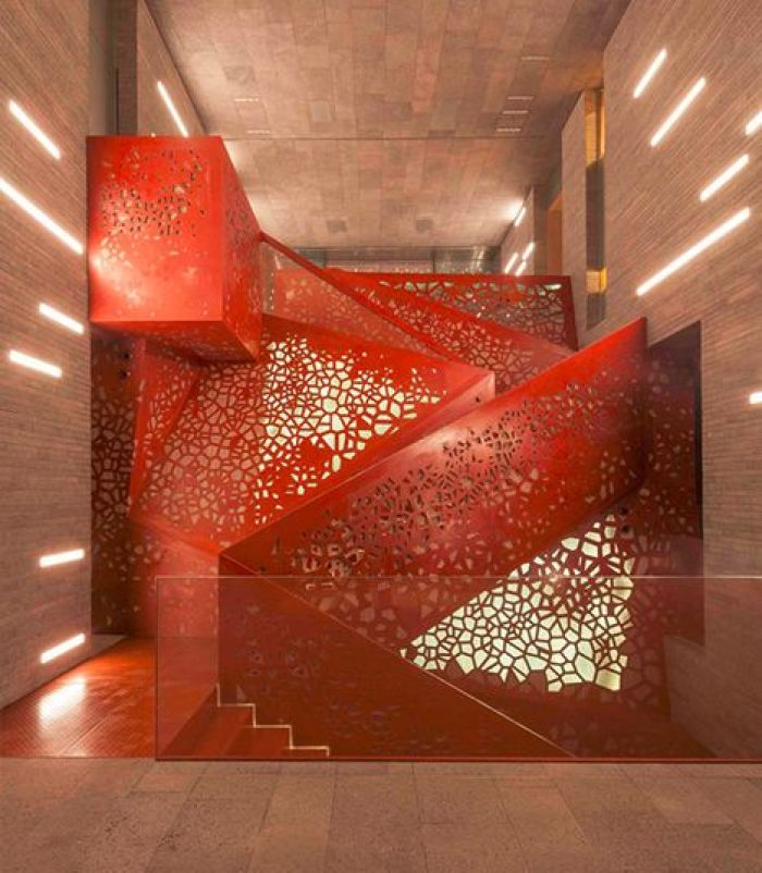 Under Staircase Illumination Concepts