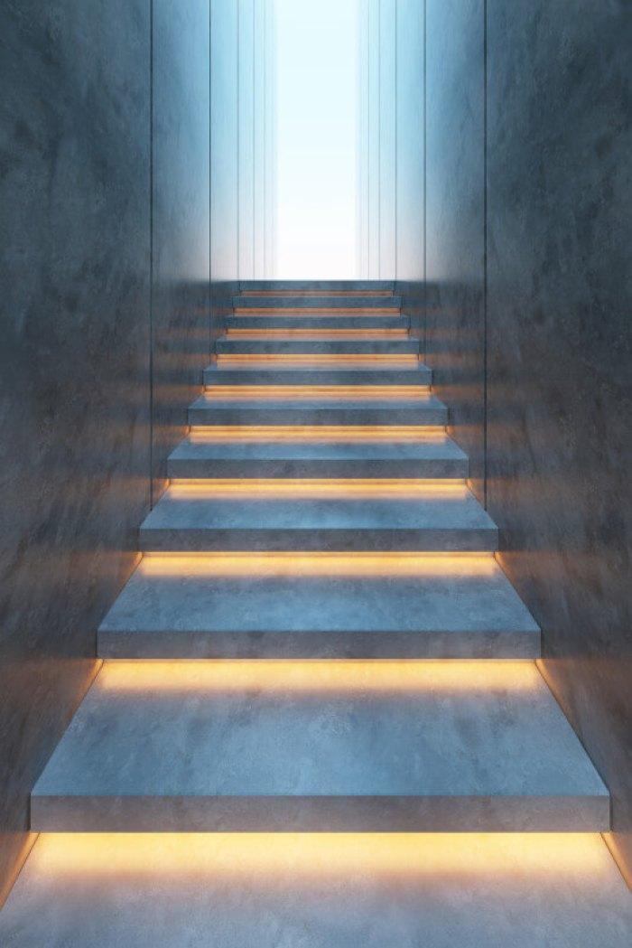 Stair Tread Lights