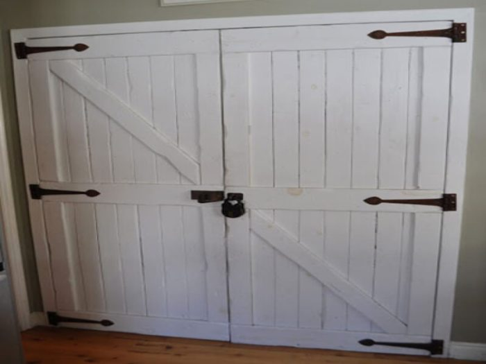 Barn Style Closet Door Ideas