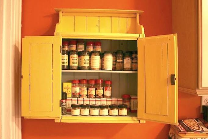 Spices Storage Ideas