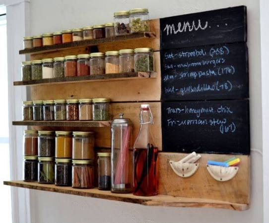 spice rack ideas