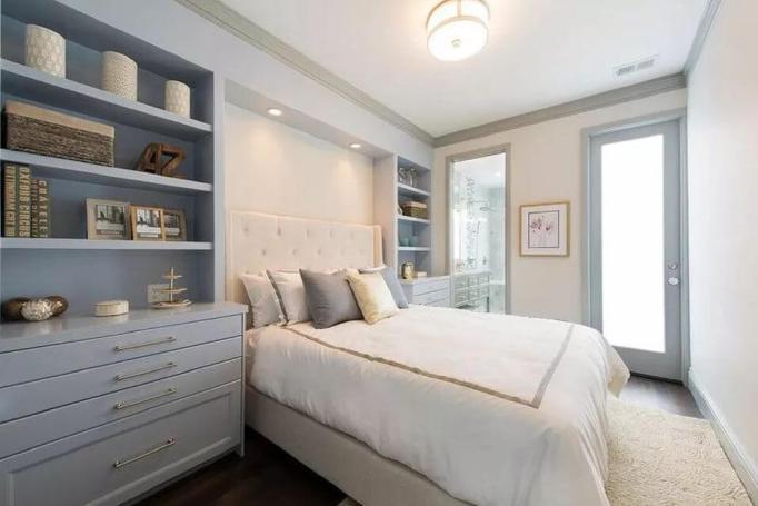 bedroom lighting design