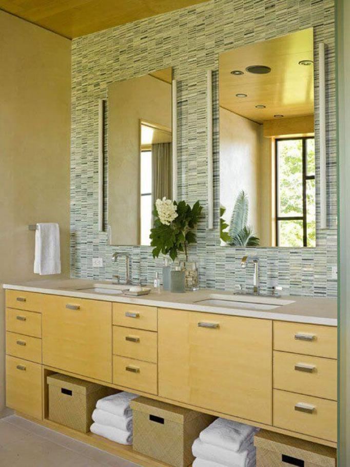 best double sink bathroom vanities