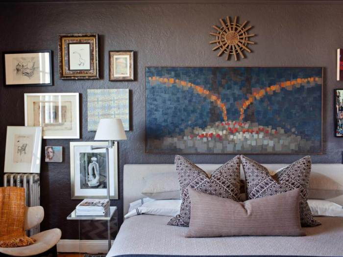 mid century modern master bedroom ideas