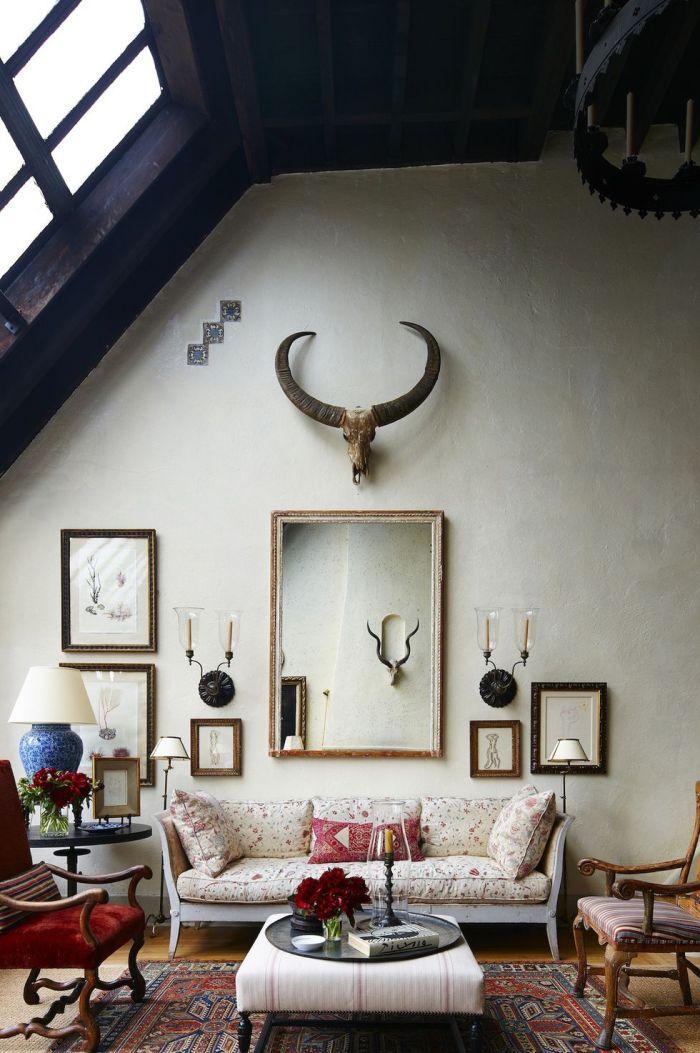 Rustic Living Room Wall Decor