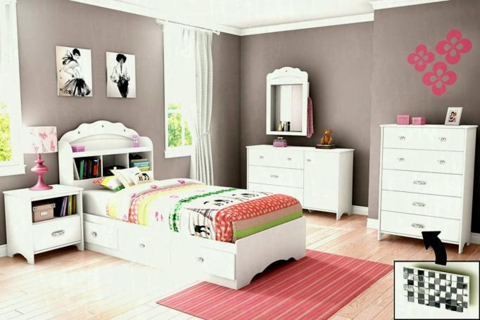 white bedroom furniture ashley