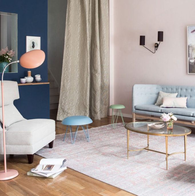 colour combination for living room