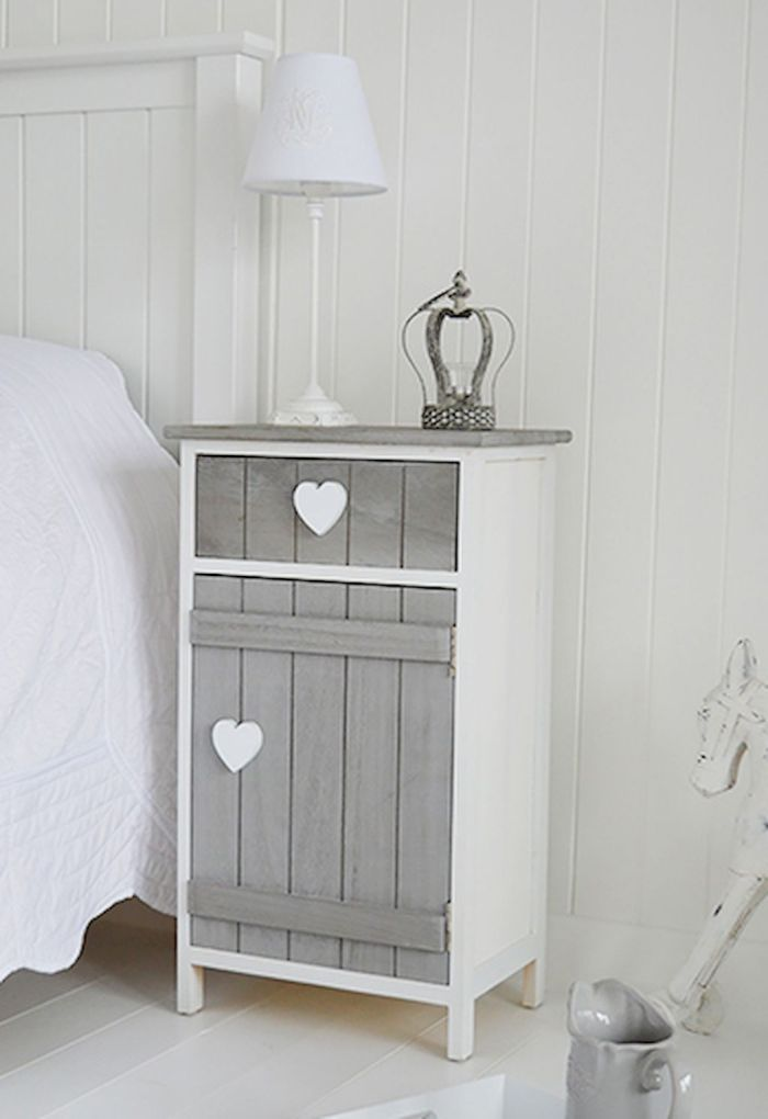 rustic white bedroom furniture