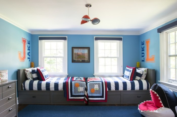 17 Boys Bedroom Ideas for Your Little Champion - Reverb