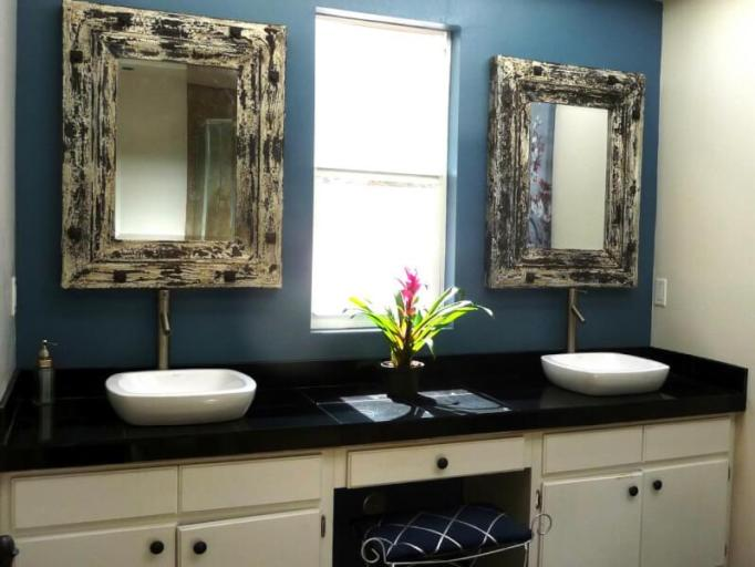 Shabby Chic Farmhouse Mirrors