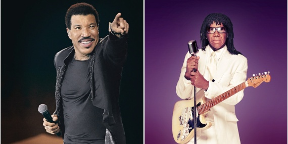 [News] LIONEL RICHIE + CHIC ARE COMING TO AUST – SEPT/OCT 2017