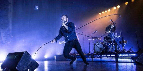 [Live Review] FUTURE ISLANDS (Sydney)