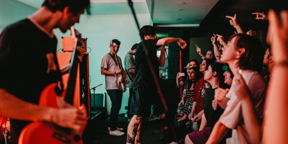 [Live Gallery] KNUCKLE PUCK (Melbourne)
