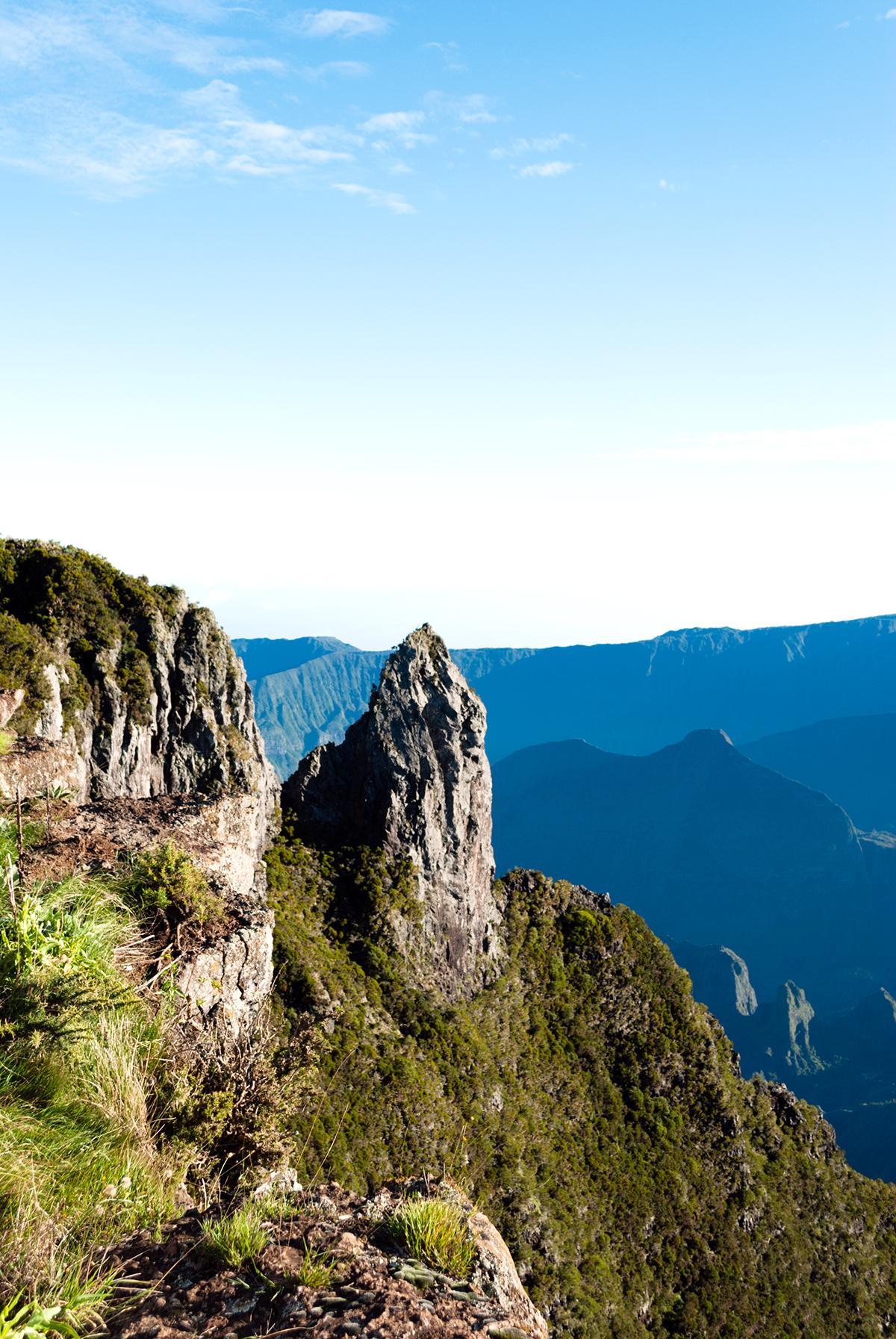 Le Piton Maido à la Réunion