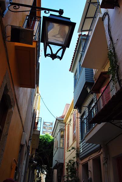 Ville de Rethymnon en Crète
