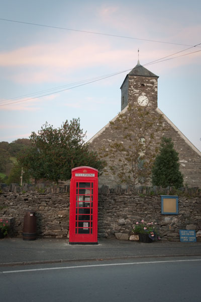 Une Eglise Welsh