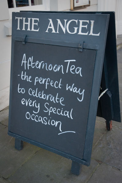 The Angel - Meilleur Afternoon Tea du Pays de Galles