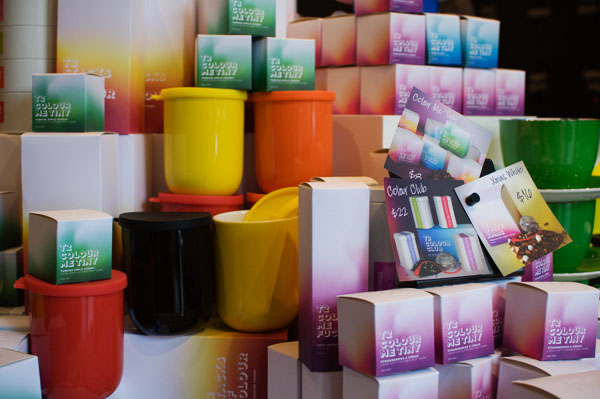 Boutique de thé T2 melbourne avec thé chai
