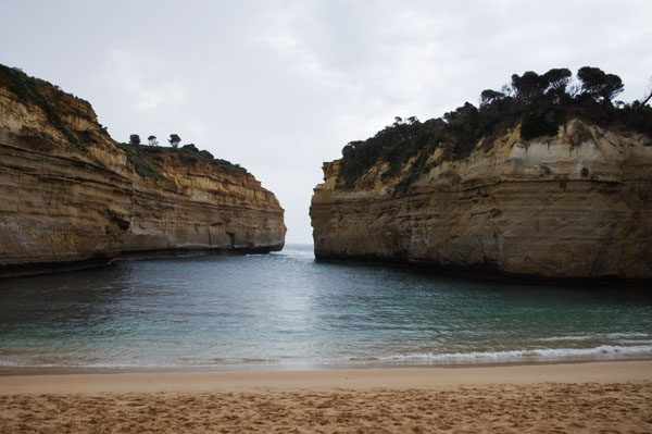 Plage de Loch and Gorge - Devant