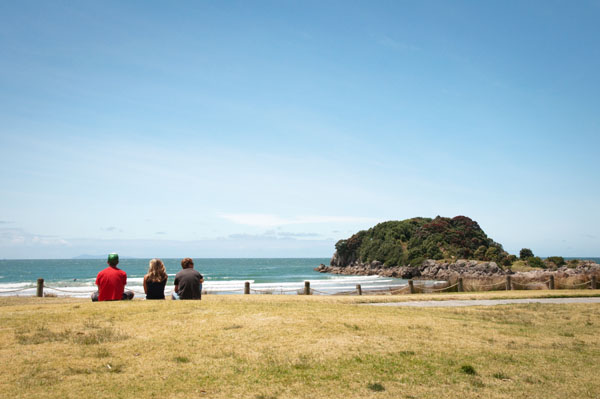 Mount Maunganui, Tauranga, Bay Of Plenty, New Zealand