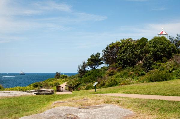 Balade le long de Watsons Bay, Sydney