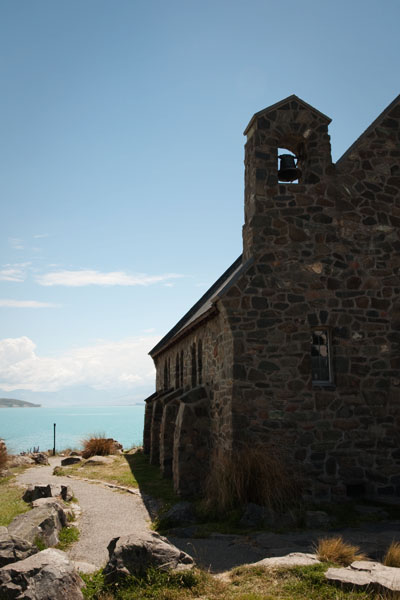 Church of the Good Shepard lake Tekapo