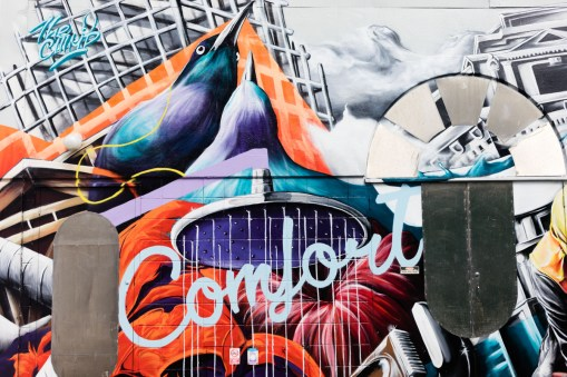 Wellington Street Art